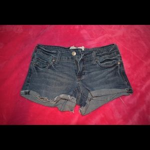 altar'd state jean shorts